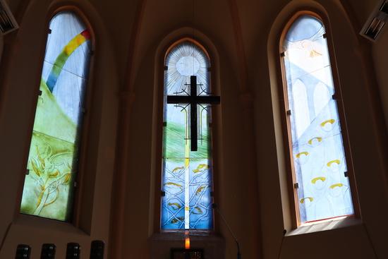 Galeria Kościół p.w. św. Józefa Rzemieślnika Gniewino